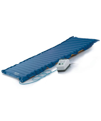 Anti-decubitus mattress (air-jet style)